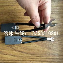 上海摩根碳刷D374N规格4x8x32x50