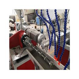 中瑞加筋管单螺杆管材挤出机生产设备