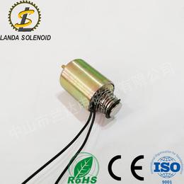 小型圆管式电磁铁TU2530 家电专用制动电磁铁