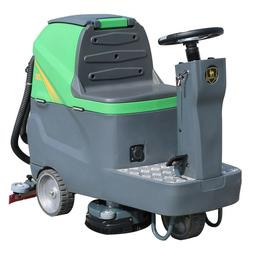 微型驾驶式扫地机-电动洗地机产品介绍