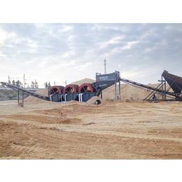 海盐移动洗沙机械,正航环保(在线咨询),轮式移动洗沙机械产量