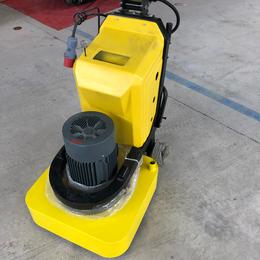 630型固话地坪专用打磨机 手推式电动研磨机 大型研磨机