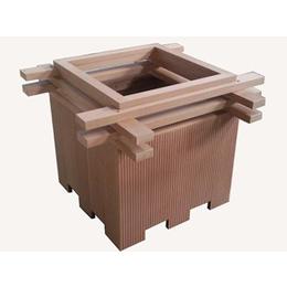 木塑花箱 信阳花箱厂家 信阳木塑花箱 信阳公园花箱