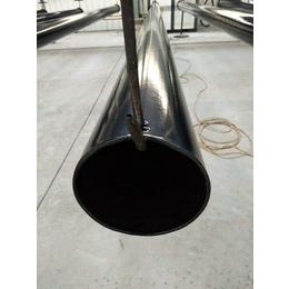 供应北京厂家轩驰牌热浸塑钢管现货销售DN150mm钢塑复合管