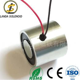 通电消磁式电磁铁XH5044 直流 24V 断电吸力400N
