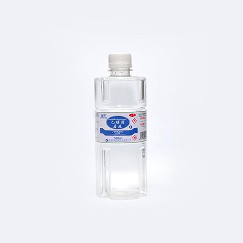 劲峰®乙醇75%消毒液500ml