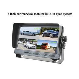 7寸显示屏显示器车载液晶屏汽车倒车影像大车监控收割机大巴后视缩略图