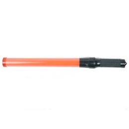 交通指挥棒橙色江西警用装备批发