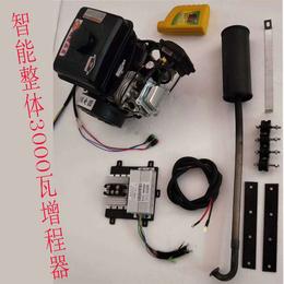 山东德州鲁乐力能智能全智能定频变频增程器静音发电机