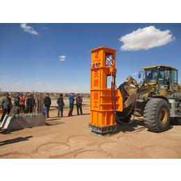 内蒙古边角处理高速液压夯实机TRA50夯实机厂家