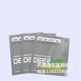 韩国鹿牌水砂纸CC261碳化硅砂纸厂家木制品底漆塑料打磨