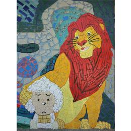 景德镇申达陶瓷厂(图),景区宣传陶瓷壁画定制,定制