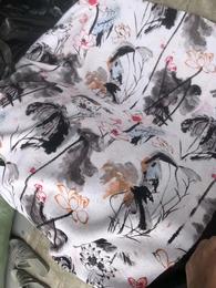 广东针织   种类齐全 夹丝绵 全棉布料  马甲