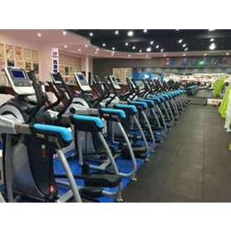 供应厂家直销健身房踏步机健身器材椭圆机练习器