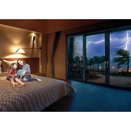 选一扇合适的阳台门为客厅阳台增添一道亮丽的风景缩略图