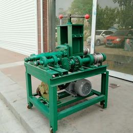 百一牌76型立式弯管机 多功能电动管子滚圆机 电动折弯机