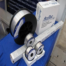 美国进口阿克泰克AlcoTec ER6063铝镁焊丝