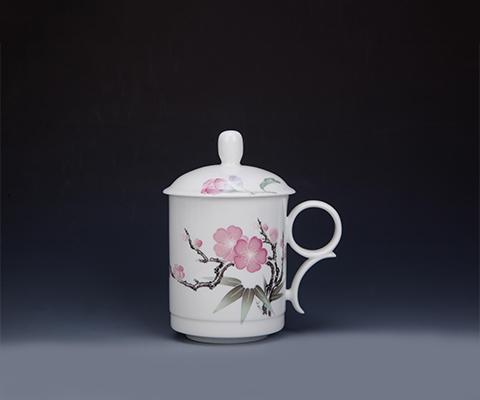 九字把茶杯
