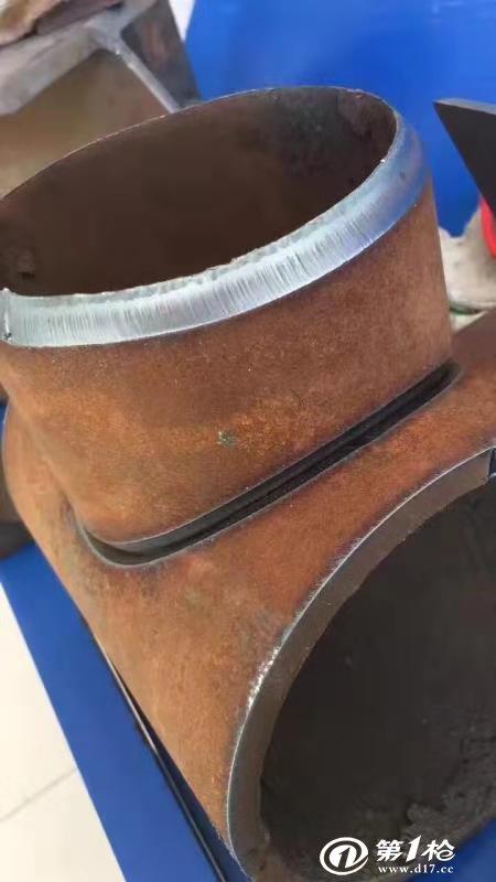 自动大圆管切割机相贯线大型管材坡口开孔加工