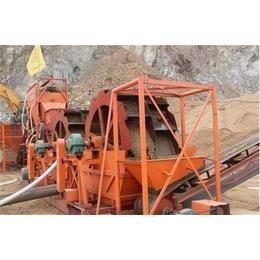 时400吨筛沙水洗机水洗轮山东青州永利生产制造