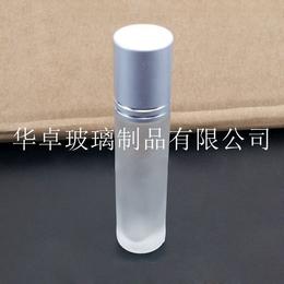 河北华卓精美滚珠瓶 化妆品玻璃瓶保护日常天津代理