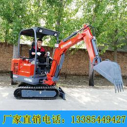 绿化带农用小挖机 1.8吨迷你小挖机