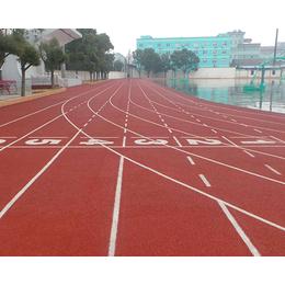 宁夏透气型跑道-绿健塑胶-透气型跑道报价