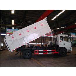 滴水不漏运输污泥车多少钱-15吨10吨污泥运输车报价缩略图