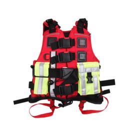 救援防汛专用救生衣 水域救援大浮力重型救生衣