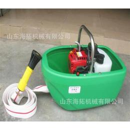 山东二冲程荷塘船式抽水机山区灌溉泵漂浮式水泵配件批发零售缩略图