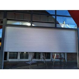 塘沽区定做卷帘门厂家天津承接安装不锈钢卷帘门结构特征
