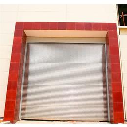 天津北辰区定制电动卷帘门价格 厂家安装抗风卷帘门型号齐全