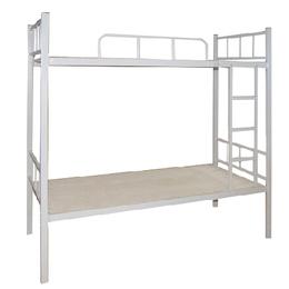 员工学生铁架床上下铺成人 公寓上下铁架床 双人铁床批发缩略图