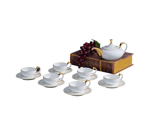 13头东方龙茶具