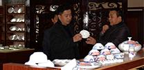 浮梁县委领导莅临公司考察