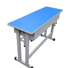 深圳的裕順 批發可訂做 塑鋼學生課桌椅