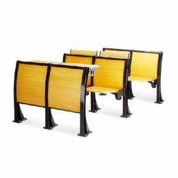 学校两排椅子供应 礼堂排椅批发直销
