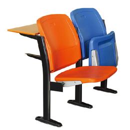 课桌椅厂供应阶梯教室联排桌椅 会议室连排椅子