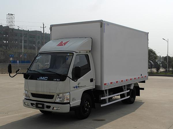 14款顺达万博官网网页版玻璃钢干货板运输车