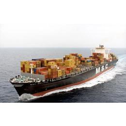 广东广州到辽宁大连海运门到门专线船公司