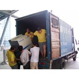 搬家公司收费、迁喜搬家踏实本分、东莞莞城搬家公司