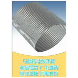 金属波纹管涵 小型涵洞排水管 钢制波纹管厂家