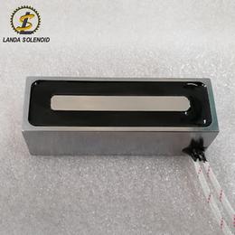 广东电磁铁吸盘式电磁铁H903030方形电磁铁 灌胶 防水