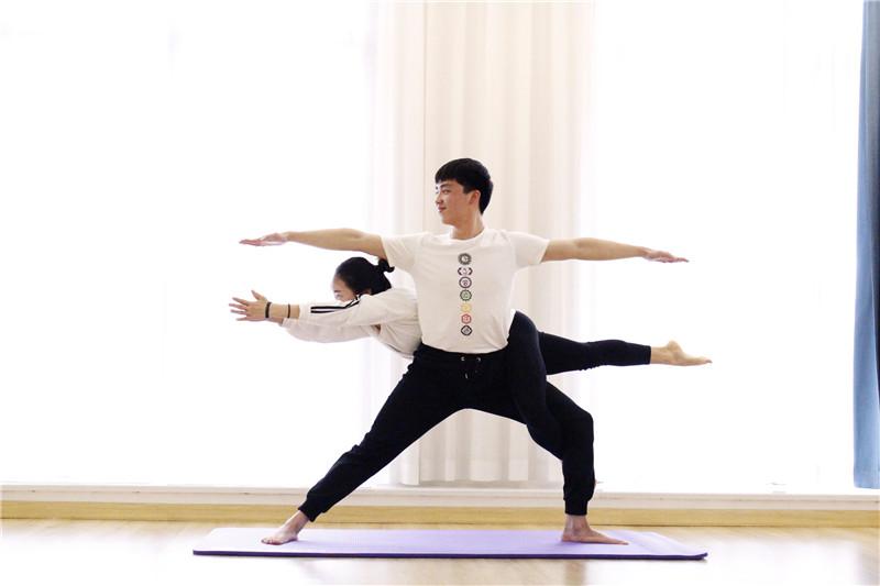 瑜伽,练一时爽一时,一直练一直爽