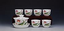 瓷器茶具有哪些种类?