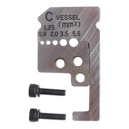 供应日本威威VESSEL剥线钳刀片WB-003