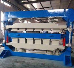 珍珠岩外墙保温板压板机设备厂家新型防火板输送机价格安徽