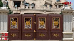 智能悬浮折叠门厂家+莱芜悬浮折叠门多少钱-久瑞门业