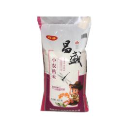 昌盛小农粘米  25KG