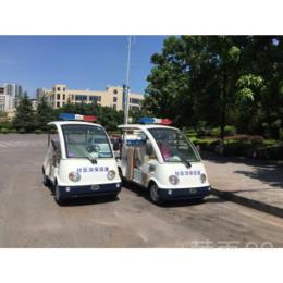 贵阳玛西尔学院电动巡逻车安全可靠四轮电动车